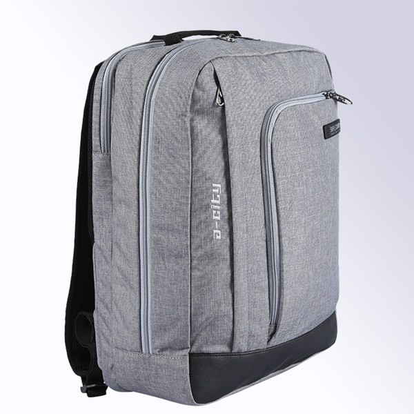 A-City Grey Backpack