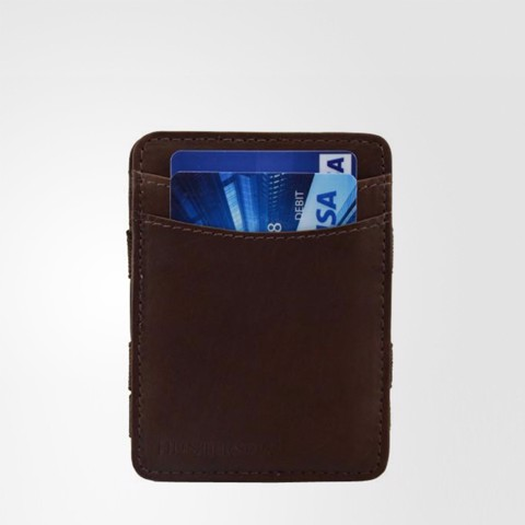 Magic Wallet Brown