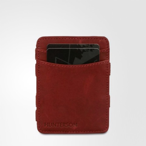 Magic Wallet Burgundy