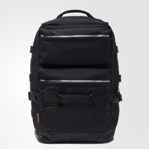 Rectangular Backpack All Black