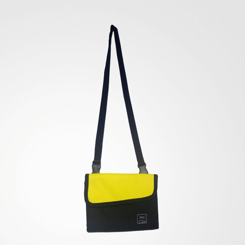Amanda Bag Yellow