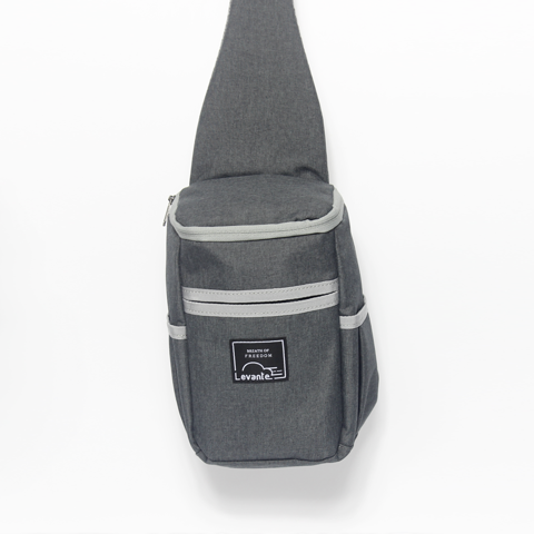Aspiration Sling Bag Dark Grey