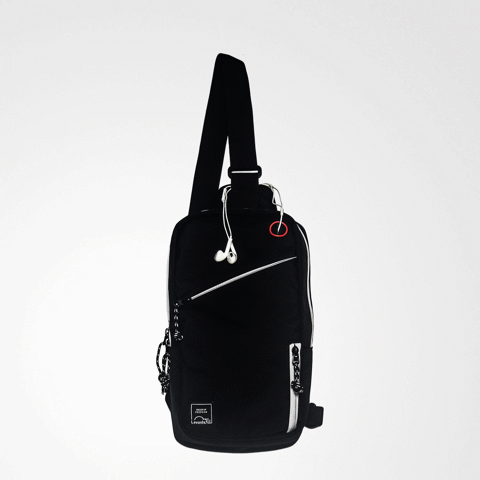 Juvenis Bag Black