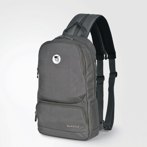 Betty Slingpack Dark Mouse Grey
