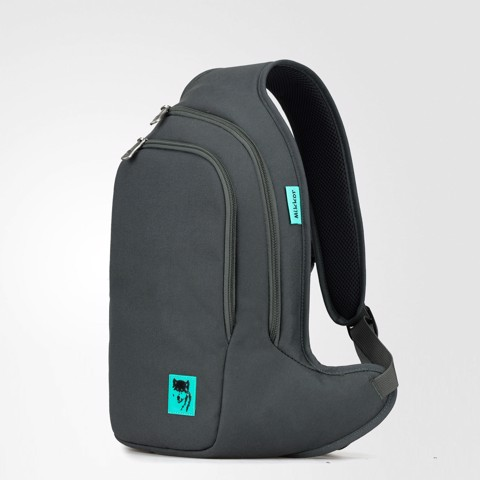 D'Leh Sling Backpack Dark Grey