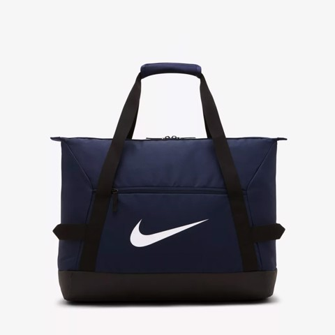 Academy Team Football Duffel Bag Navy