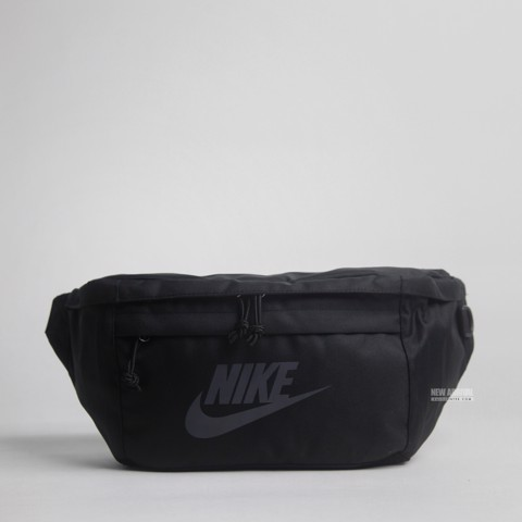 Tech Waist Bag Black