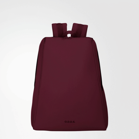 O.D.D.S. Trap Backpack Burgundy