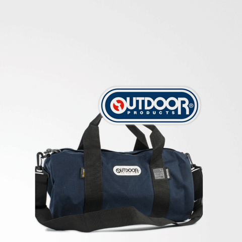 Casual Duffel Bag Navy