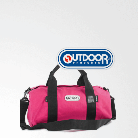Casual Duffel Bag Pink