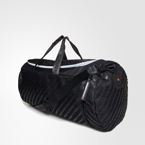 Sport Kit Bag Black
