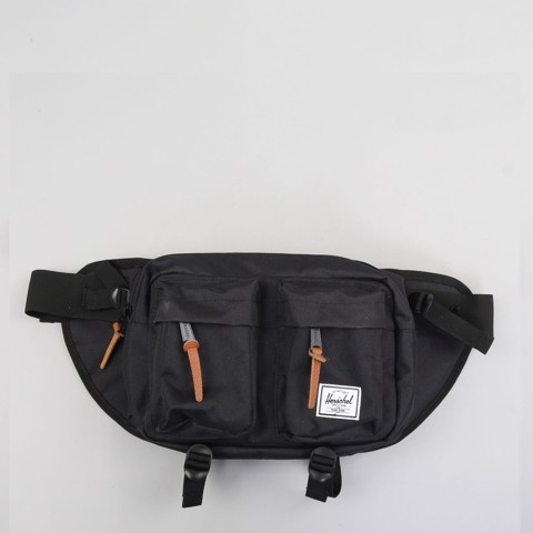 Eighteen Hip Pack Black