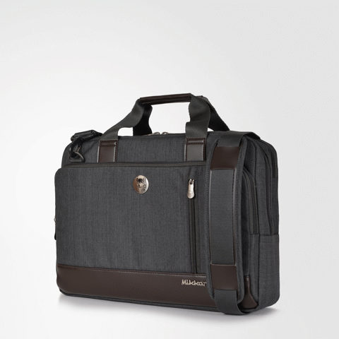 The Ralph Briefcase Graphite
