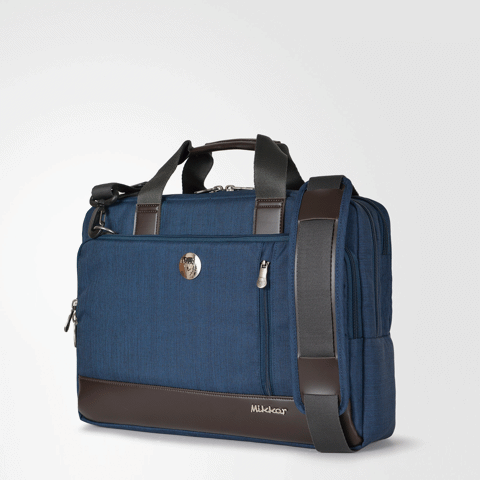 The Ralph Briefcase Navy