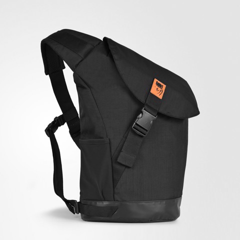 Arnold Deluxe Backpack Black