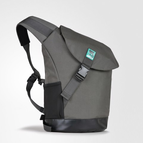 Arnold Deluxe Backpack Dark Mouse Grey