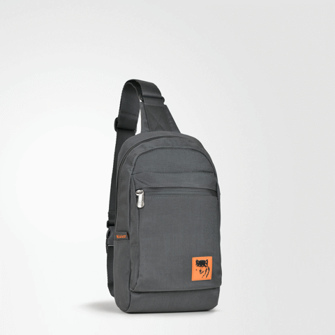 The Clarence Sling Backpack Graphite