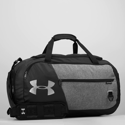 Undeniable 4.0 Medium Duffle Grey/Black