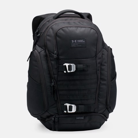 Huey Backpack Black