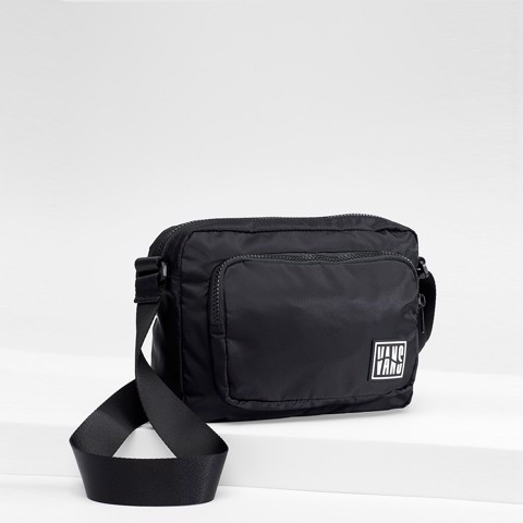VIP Crossbody Bag All Black