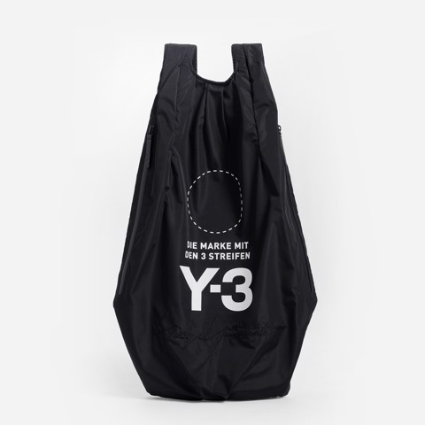 Yohji Backpack Black
