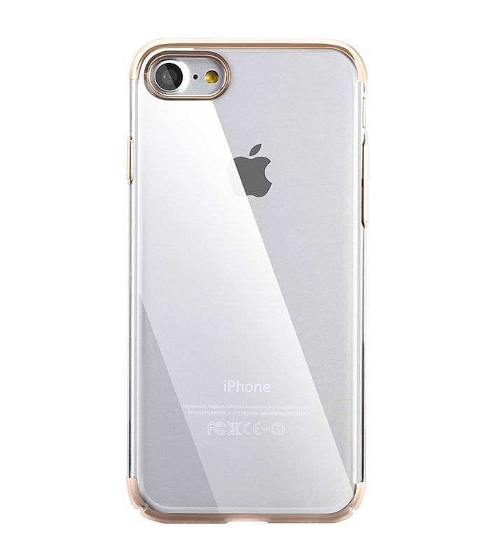 Ốp Lưng IPhone 7 Plus Baseus Shining Case - Màu gold