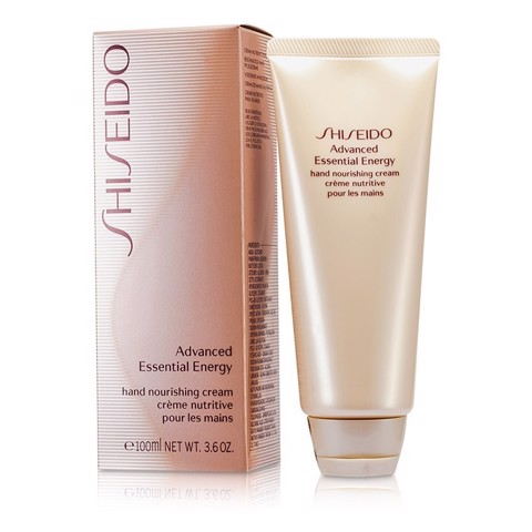 kem duong da tay shiseido advanced essential energy hand nourishing cream 100ml