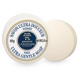 xa phong cham soc da mat l occitane shea butter ultra rich face soap 80g