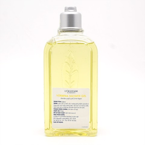 gel tam duong da co roi ngua l occitane citrus verbena shower gel 70ml 03