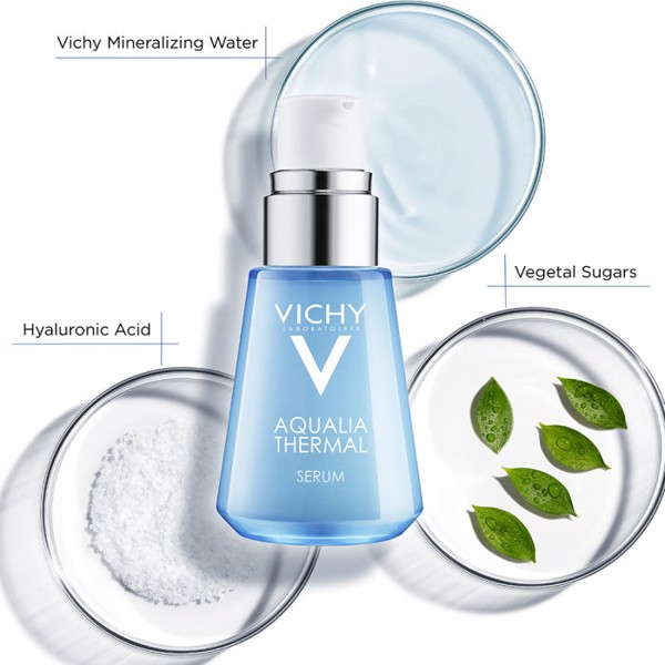 vichy aqua thermal serum