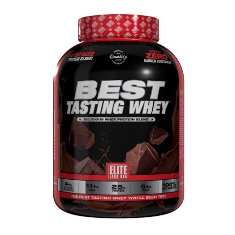 Best Testing Whey Double Rich Choco