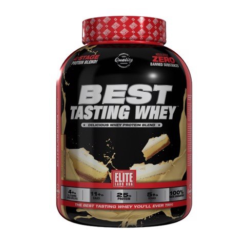Best Testing Whey Vanilla Cheese cake