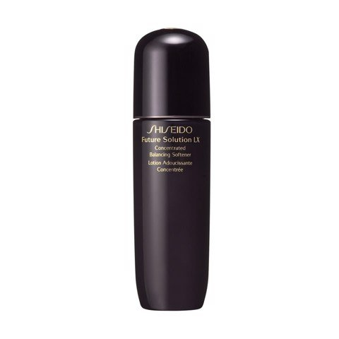 nuoc duong da shiseido future solution lx concentrated balancing softener