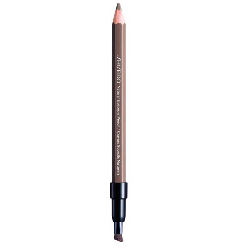 chi ke chan may shiseido natural eyebrow pencil br704 ash blond