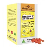 dau ca tre em natures gold omega 3 kids fish oil 125 vien