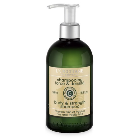 dau goi loccitane aromachologie body strength shampoo 500ml