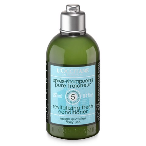 dau xa loccitane aromachologie revitalizing fresh conditioner 250ml
