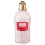 duong the l occitane roses et reines beautifying body milk 250ml
