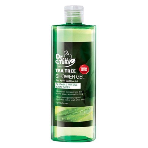 Farmasi Tea Tree Oil Special Shower Gel 225ml