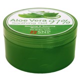 gel duong am tinh chat lo hoi snp aloe vera 97 soothing gel 300g