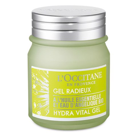 gel duong am tuc thoi l occitane angelica hydra vital gel 50ml