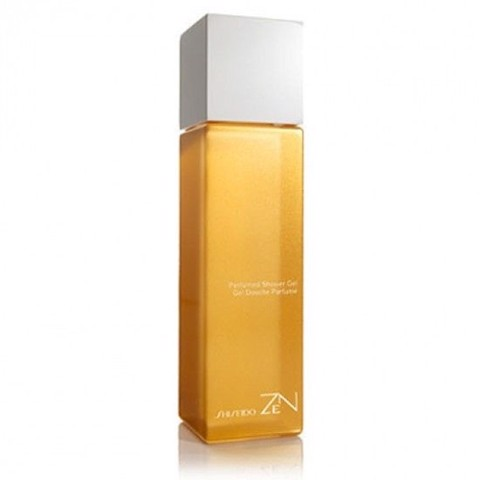 gel tam shiseido zen perfumed shower gel 200ml