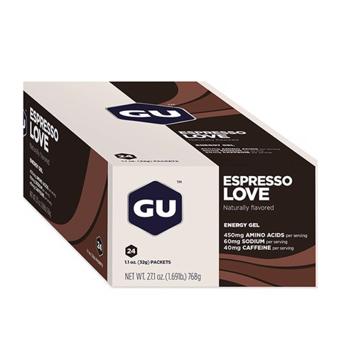 GU Energy Gel Expresso Box