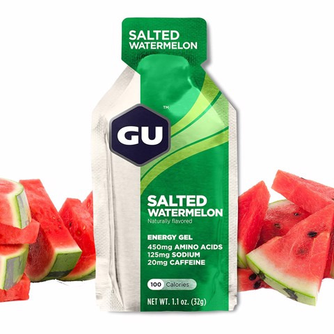 GU GEL, salted watermellon