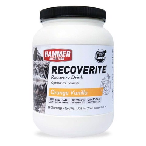 Hammer Nutrition Recoverite Cam