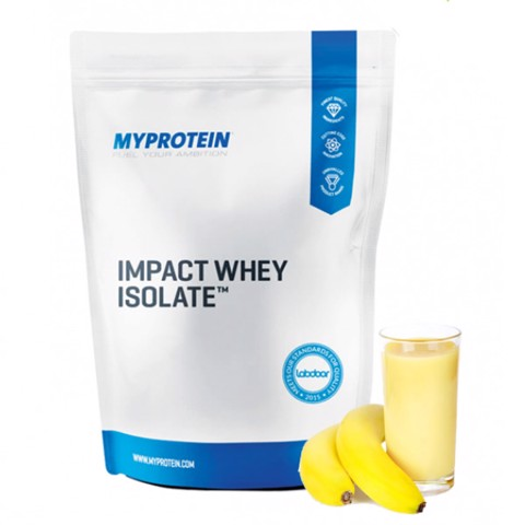 Impact Whey Isolate Banana