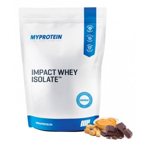 Impact Whey Isolate Chocolate Peanut Butter 2.5kg