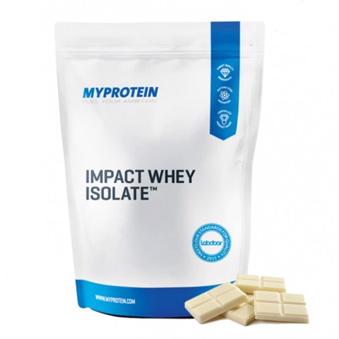 Impact Whey Isolate Chocolate Milk