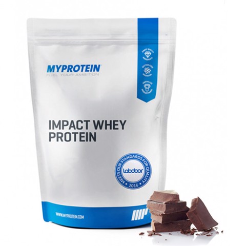 impact whey protein chocolate smooth