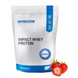 Impact Whey Protein Strawberry Cream